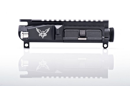 Billet Upper Receivers With Forward Assist