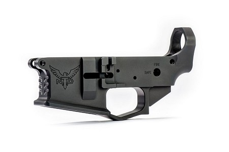 Billet Lower Receiver