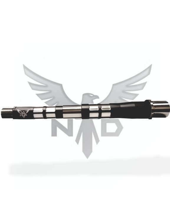 "8.5"" Ultra Rigid .300 Blackout- Twin Tower Fluting"